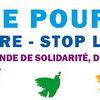 APPEL SOLENNEL: LE MOUVEMENT DE LA PAIX A BESOIN DE VOUS !