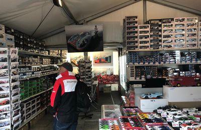 Modelissimo s'est installé au circuit des 24 Heures du Mans