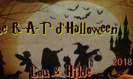 Read-a-thon Halloween : week-end lecture chez Hilde et Lou