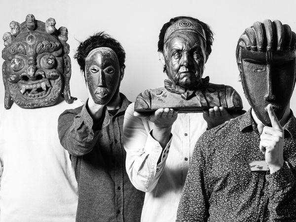 """no tongues, 4 instrumentistes qui s'exilent dans un répertoire vocal ancestral issu du disque """"les voix du monde"""""""