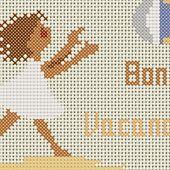 Bonne Vacances aux Juilletistes:La grille - Le Blog des Dames