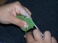 Mes tutoriels de tricot