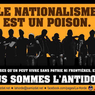 ★ Face au réveil des nations, finissons-en avec le patriotisme