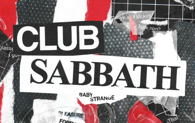 BABY STRANGE • CLUB SABBATH