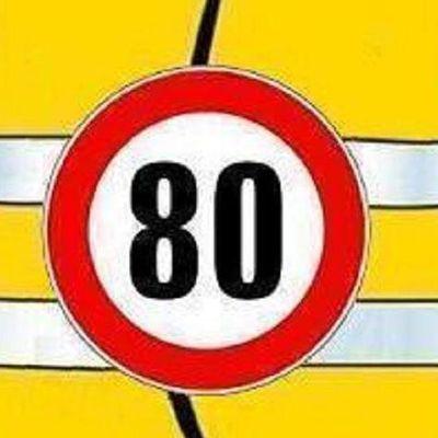 80 km/h : le bilan 2018-2020 très positif