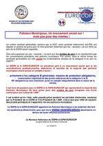 Police Municipale : pas de grève pour des miettes on se fout de nous !