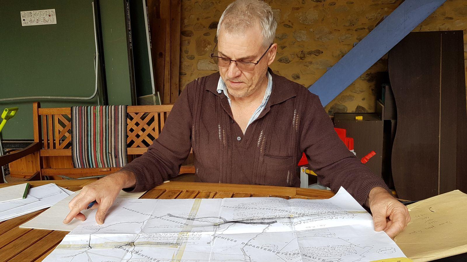 Montsaunès. Une commanderie et trois communes dans le Bois de Figarol