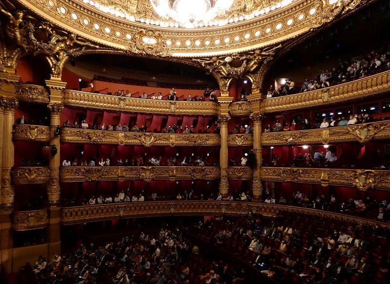 7 Deaths of Maria Callas (Abramović -  Nikodijević) Palais Garnier