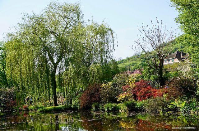 Un samedi à Giverny