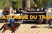 la grande attaque du train d'or you tube - Bing video