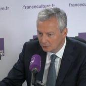 """Nucléaire iranien : pour Bruno Le Maire, il n'est """"pas acceptable"""" que les États-Unis soient """"le gendarme économique de la planète"""" - MOINS de BIENS PLUS de LIENS"""