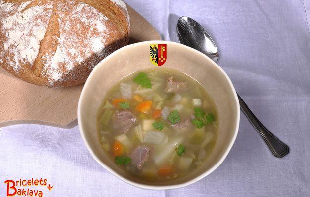 La véritable soupe de la Mère Royaume