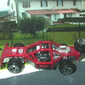 ROLL CAGE HOT WHEELS 1/64 - MINIATURE BUGGY - car-collector.net