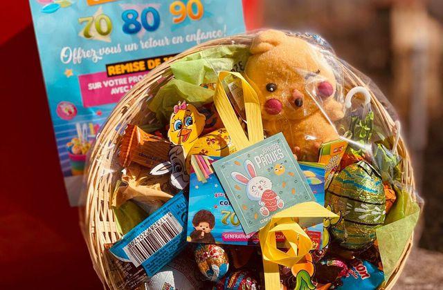 Génération souvenirs s'invite à Pâques !