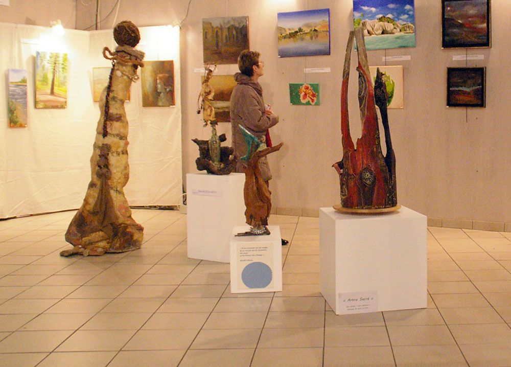 le Club des Arts au Salon de Dombasles