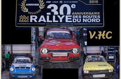 12 ème Rallye des Routes du Nord V.H.C/Classic