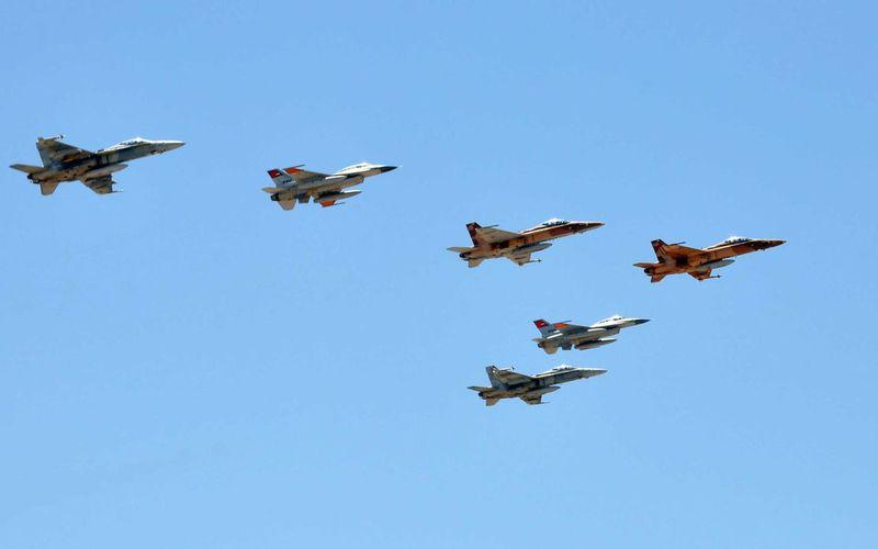 Al-Yarmouk 2 : Les forces aériennes égyptiennes et koweïtiennes s'entraînent ensemble