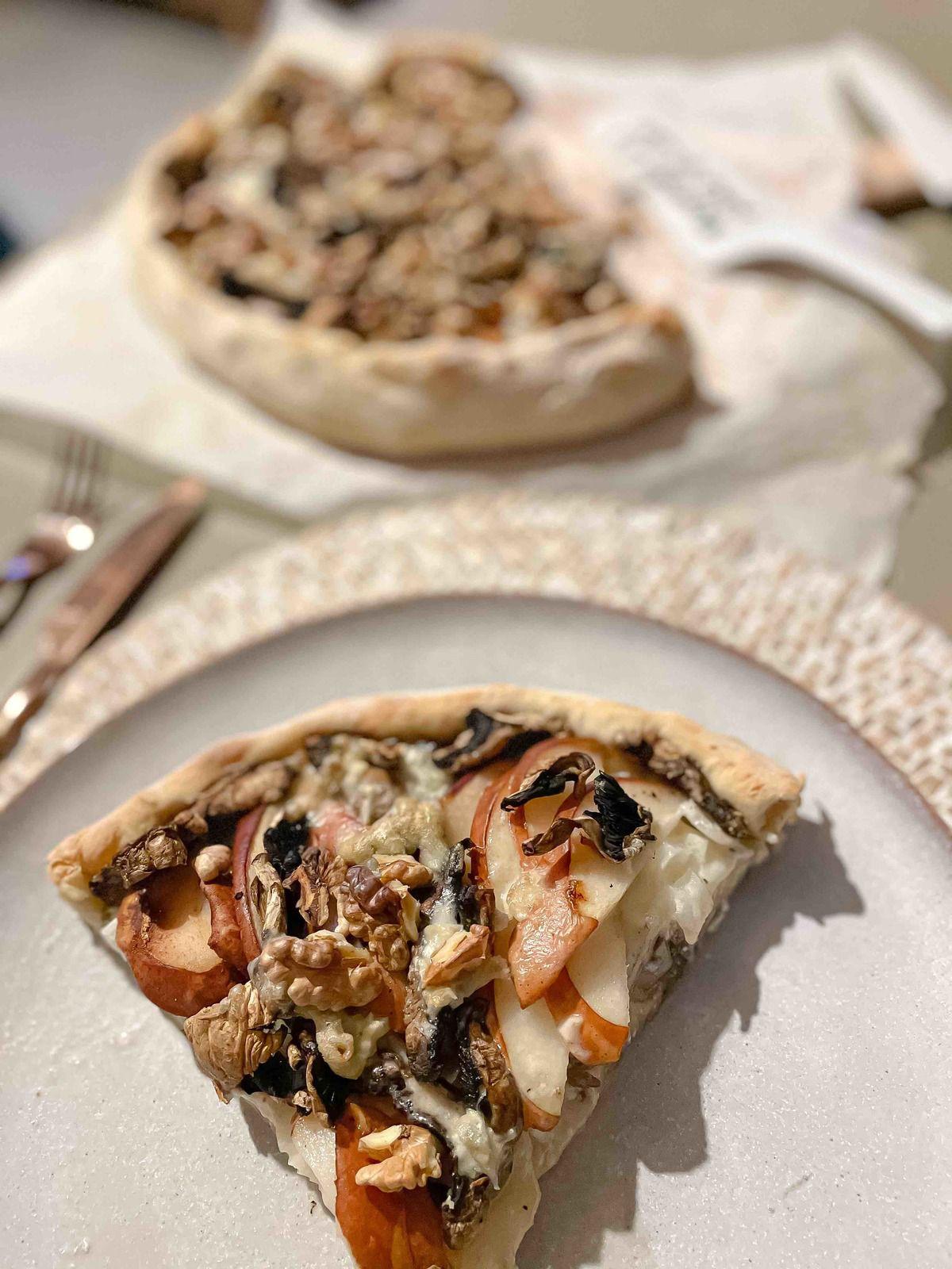 Pâte à pizza moelleuse