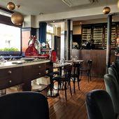 Marloe (Paris 8) : capitaine canaillou à la barre - Restos sur le Grill - Blog critique des restaurants de Paris indépendant !