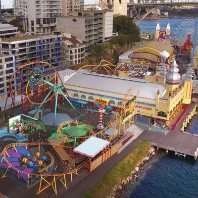 C'est la valse des nouveautés pour le Luna Park de Sydney en Australie