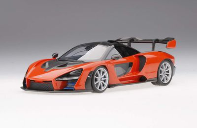 1/18 : Une McLaren Senna plus accessible chez Top Speed !