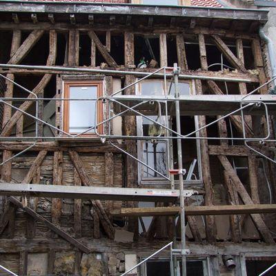 La maison rue des Cannettes Amiens