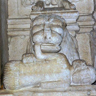 Les deux lions