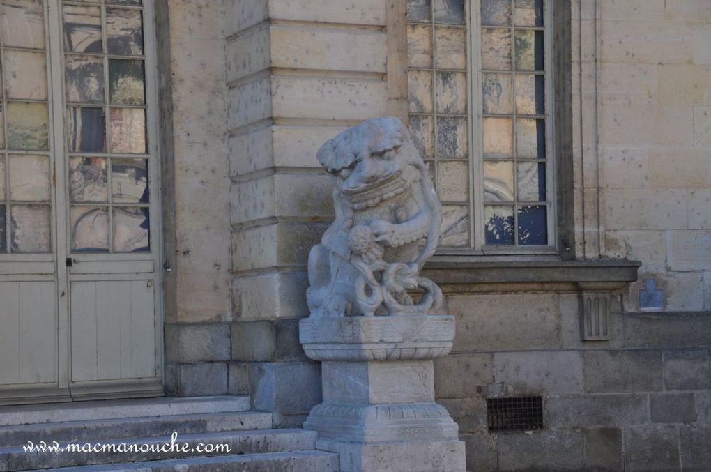 Diaporama pour d'autres photos du château.