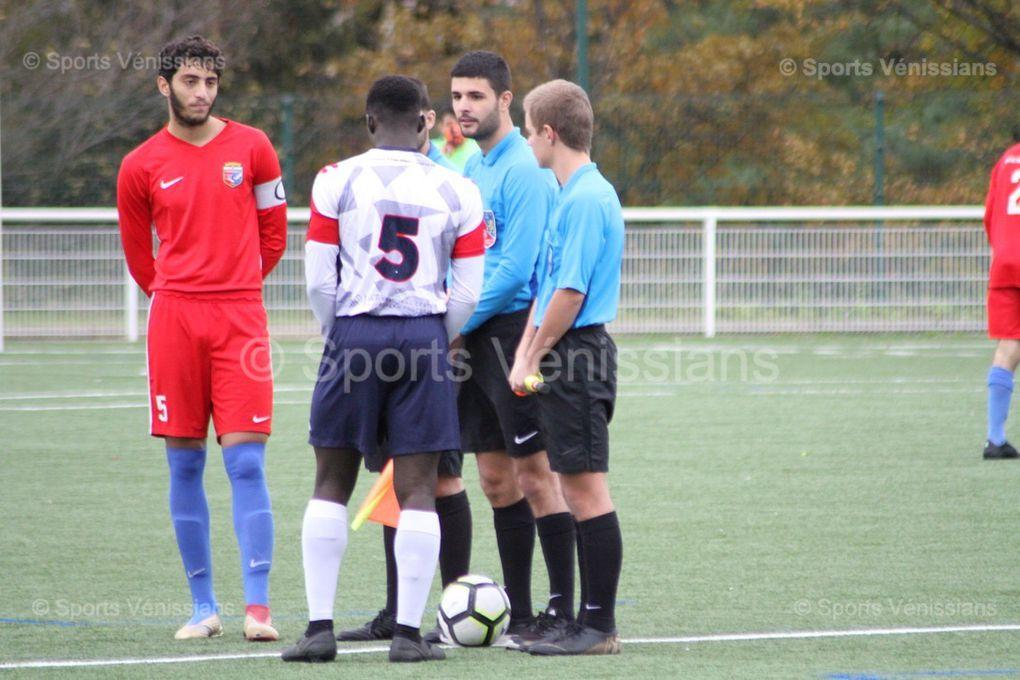 Les U18 de Vénissieux FC se sont qualifiés pour le premier tour fédéral de la Coupe Gambardella