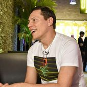 For Tiesto, connecting to audience is like 'having sex'