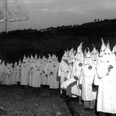 La très flippante histoire du Deuxième Ku Klux Klan