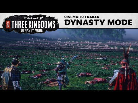 [ACTUALITE] Total War: Three Kingdoms - Le mode Dynasty arrive