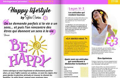 #happylifestyle #3 divinizen le mag