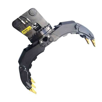 Why you should hire experts for operating mechanical grapple