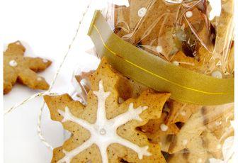 """Créa # 4 Bricole Box """"Noël"""" : Sablés cannelle à croquer... ou à offrir!"""
