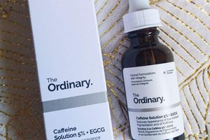 The Ordinary, Caffeine solution 5% + EGCG