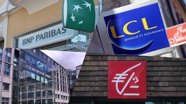 Confinement : les banques françaises, très mauvaises élèves du télétravail