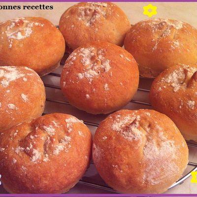 Petits pains blanc