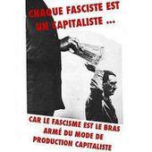 ★ Le fascisme économique - Socialisme libertaire