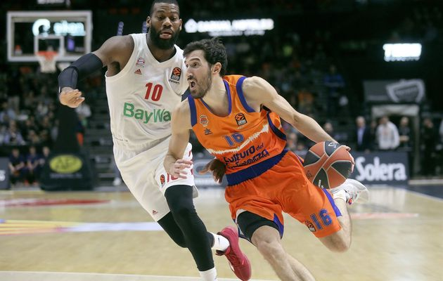 EuroLeague : Valencia Basket domine le Bayern Munich