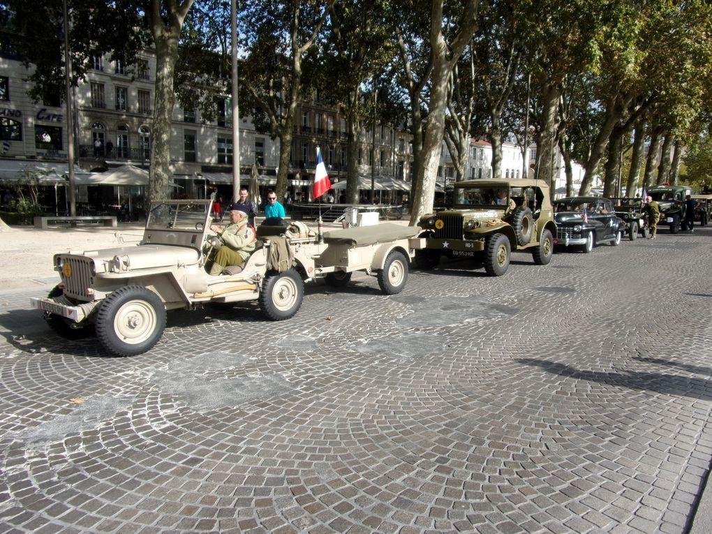 Blog à part ..... Commémoration des 75 ans de la libération de Niort.