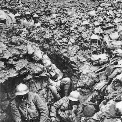 Verdun : il y a 100 ans !