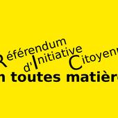 Appel des Gilets Jaunes du Bassin de Thau pour référendum sur le RIC Révocatoire..