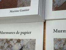 La librairie du dimanche à Saint Nazaire dimanche 2 septembre,de 10h à 14h , présentation des murmures de papier