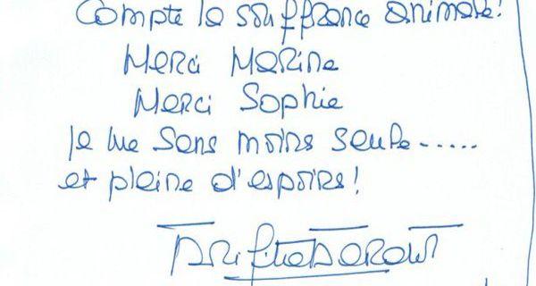 Le FN s'intéresse à la condition animale, Brigitte Bardot applaudit