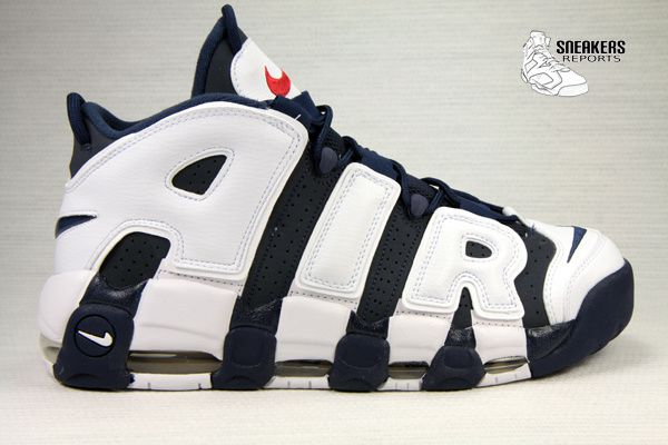 Nike Air More Uptempo Olympic Rétro 2012