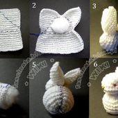 Wonderful DIY Easy Pom Pom Bunny