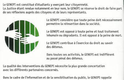 Charte du GENEPI
