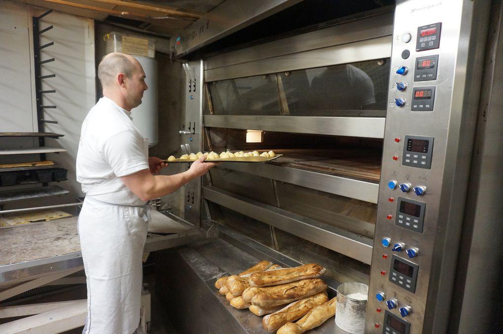 Visite d'une Boulangerie à Vitré