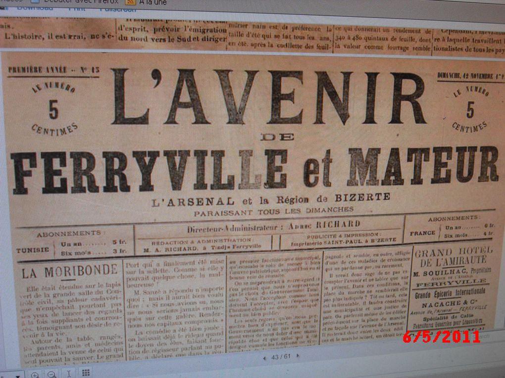 Album - De Ferryville à Menzel